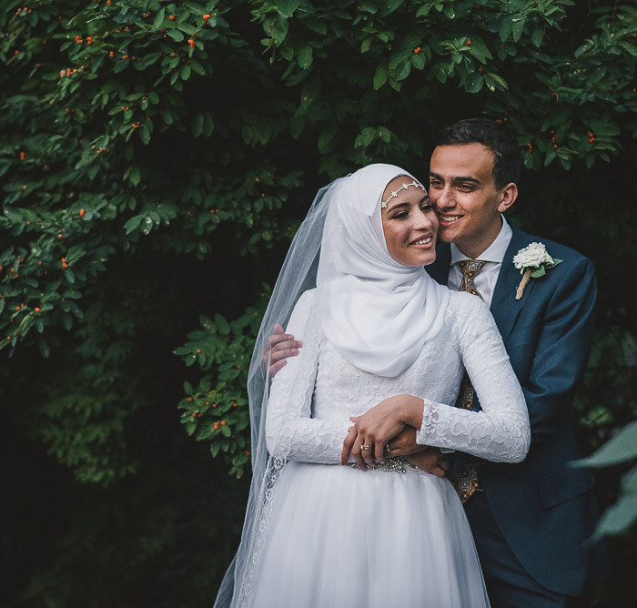 Billings Estate Wedding: Amatullah + Salem
