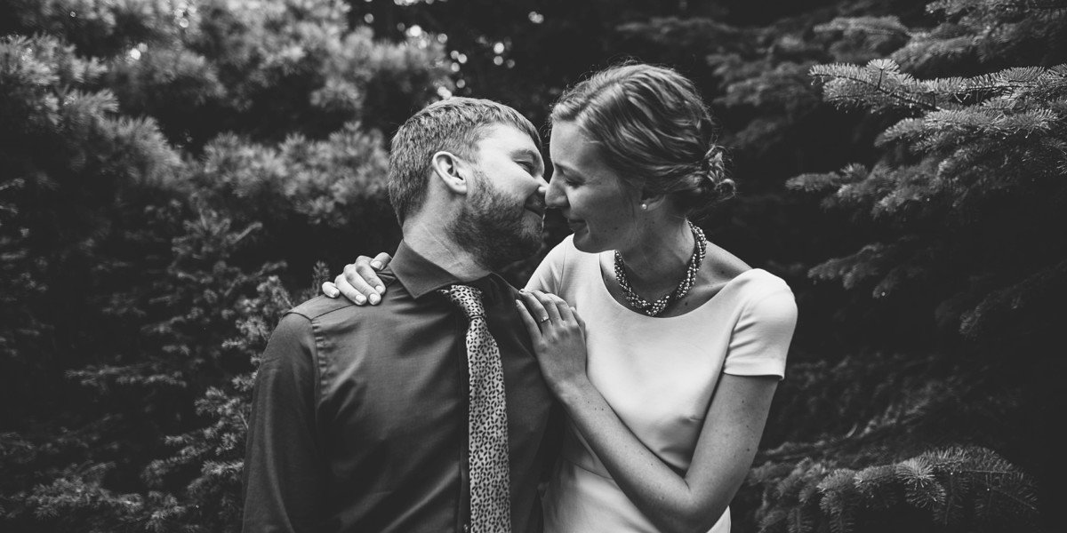 Summer Elopement at the Ottawa Arboretum